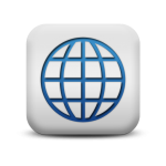 116968-matte-blue-and-white-square-icon-business-globe-150x150